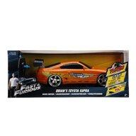Simba - Masinuta cu telecomanda RC Brian's Toyota Supra , Fast and furious , Metalica, Scara 1:16