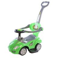 Baby Mix - Vehicul de impins Multifunctional 3 in 1 Ride On, Verde