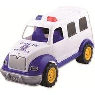 Ucar Toys - Masinuta politie 28 cm