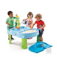 STEP2 - Masuta de joaca cu apa si nisip SPLASH N SCOOP BAY