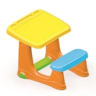 Dolu - Masuta de studiu cu scaun , Orange
