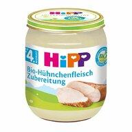 HiPP - Meniu carne de pui, 125 gr