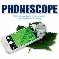 Keycraft - Microscop pentru telefon Magnoidz