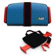 Mifold - Booster pentru copii Grab and Go, 3.5 - 12 ani, Albastru