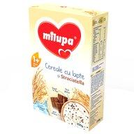Milupa - Cereale cu lapte si stracciatella, 250g, 12 luni+