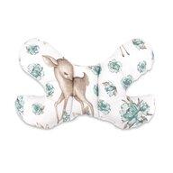 MimiNu - Perna bebelusi Butterfly, Sweet Deer Nepalese Green