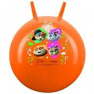 John - Minge gonflabila pentru sarit  44 Cats portocaliu
