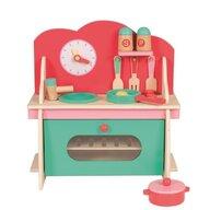 Egmont toys - Bucatarie din lemn Mini