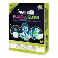 Buki France - Mini laboratorul Fluo & Glow