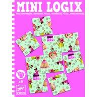 Djeco - Puzzle imposibil Mini logix, Printese