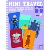Djeco - Joc de memorie si imaginatie Mini travel