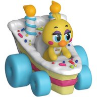 Play by Play - Mini-vehicul Chica Funko Racers Five Nights at Freddy's