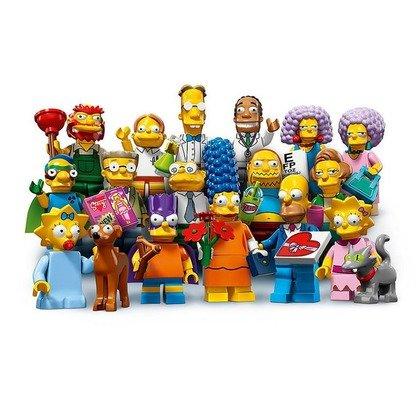Minifigurine LEGO - Simpsons - Seria 2