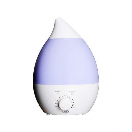 Minut Baby - Umidificator ultrasunete cu ionizare, lampa de veghe si aromoterapie 2.8l