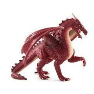 Mojo - Figurina Dragon Rosu