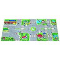 Molto - Covoras de joaca City Traffic cu 25 piese