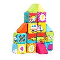 Molto - Set de constructie Cuburi moi distractive
