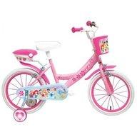 Mondo - Bicicleta copii cu roti ajutatoare 14 inch Disney Princess