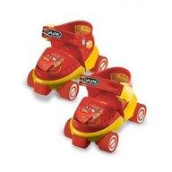 Mondo - Set role cu genunchere si cotiere Cars