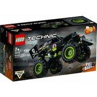 LEGO - Set de constructie Monster Jam Grave Digger ® Technic, pcs  212