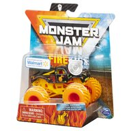 Spin Master - Masinuta Personajul W , Monster Jam , Metalica, Fire and ice