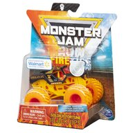 Spin Master - Masinuta Soldier Fortune black ops , Monster Jam , Metalica, Fire and ice