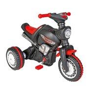 Pilsan - Motocicleta cu pedale Cobra 6V Cu lant
