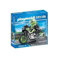 Playmobil - Motocicleta de viteza