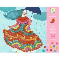 Djeco - Mozaic Rochii de bal