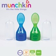 Munchkin Set 2 dispozitive hranire Click Lock 4L+