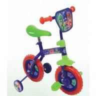 MVS - Bicicleta 2 in 1 cu roti ajutatoare PJ Mask