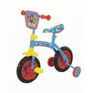MVS - Bicicleta pentru copii 2 in 1 cu roti ajutatoare Paw Patrol