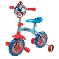 MVS - Bicicleta pentru copii 2 in 1 cu roti ajutatoare Thomas