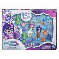 Hasbro - Set figurine Equestria Girls , My Little Pony , Cu accesorii, Cu Twilight Sparkle, Cu Princess Cadance