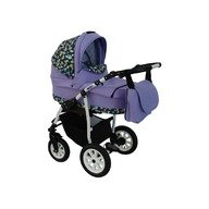 MyKids Carucior copii 3 in 1 MyKids Germany Mov Color