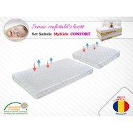 MyKids - Set saltele Cocos Confort II 120X70X10 50X70X10 Microfibra