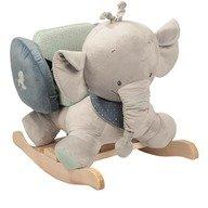 Nattou Balansoar cu protectii laterale Elefantelul Jack