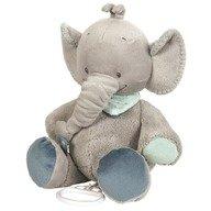 Nattou Jucarie muzicala din plus Elefantelul Jack 30 cm