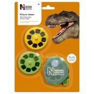 Natural History Museum Aparat de vizualizat diapozitive cu dinozauri Natural History Museum N5102