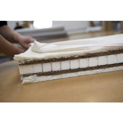 Naturalmat Saltea latex organic 60x120