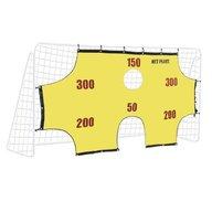 Net Playz - Poarta de fotbal cu marcaje 290x165x90 cm