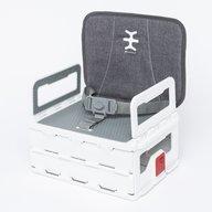 Nikidom - Scaun de masa ultra-pliabil, Flat Pack Booster, Gri