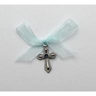 Nikos Collection - Set cruciuliute botez, 2 cm