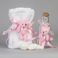 Nikos Collection - Set preot Ursulet roz