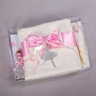 Nikos Collection - Trusou botez Pink ballerina
