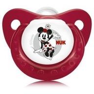NUK Suzeta Disney Mickey Mouse Silicon  (6-18 luni)