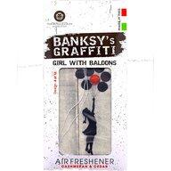 Banksy - Odorizant auto Girl With Baloons  UB27004