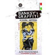 Banksy - Odorizant auto Kissing Coppers  UB27006