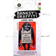 Banksy - Odorizant auto Laugh Now  UB27010