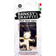 Banksy - Odorizant auto Mild Mild West  UB27008